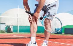 Những người trên 40 tuổi, nên ngừng chơi năm loại thể thao, tác hại của khớp gối thực sự rất lớn