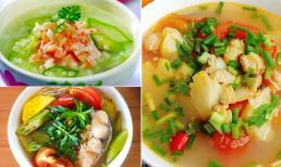 Thời tiết oi bức, học ngay 10 công thức nấu canh thanh mát làm phong phú bữa cơm gia đình