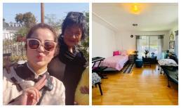 Danh hài Thúy Nga khoe căn phòng mới của ca sĩ Kim Ngân sau khi rời khỏi chùa