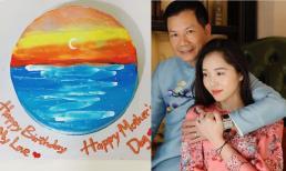 Shark Hưng chiều vợ Á hậu bằng món quà cực ngọt ngào nhân ngày sinh nhật