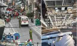 Xót xa lời nhắn cuối cùng của nam thanh niên nhảy từ tầng thượng khách sạn giữa trung tâm Hà Nội