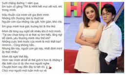 Người yêu chuyển giới của Miko Lan Trinh kể lại 'hợp đồng hôn nhân'