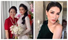 Mới khẩu chiến cực gắt, Trang Trần 'quay đầu' bênh con dâu vợ ông Dũng 'lò vôi'