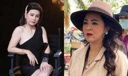Sau NSƯT Hoài Linh, Cát Phượng là nghệ sĩ tiếp theo bị vợ ông Dũng 'lò vôi' gọi tên chỉ trích