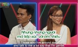 Chàng trai khiến cả trường quay bật cười khi chưa có người yêu đã lo tìm hiểu tâm lý bà bầu ở show hẹn hò