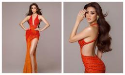 Hé lộ trang phục dạ hội của Khánh Vân chưa kịp diện trong đêm chung kết Miss Universe 2020