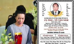 Bố chồng NSƯT Trịnh Kim Chi qua đời, dàn sao Việt đồng loạt gửi lời chia buồn