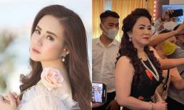 Vy Oanh chính thức lên tiếng đính chính chuyện sợ đến mức khóa Facebook sau khi bị bà Phương Hằng đe dọa
