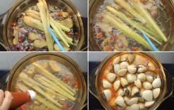 Ngao đừng chỉ nấu canh, hãy đổi vị bằng cách hấp kiểu Thái và hấp sả, đảm bảo ăn ngon xuýt xoa