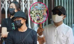 Diễn viên Huỳnh Đông, NSƯT Thành Lộc và loạt sao Việt thẫn thờ khi tiễn đưa NSƯT Lê Cung Bắc