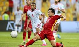 Mãn nhãn 2 pha làm bàn đẳng cấp xé lưới UAE của Tiến Linh và Minh Vương