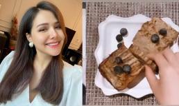 Diễn viên Phanh Lee bật mí cách làm bánh chuối nướng đơn giản mà ngon