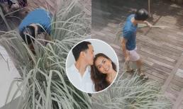 Louis Nguyễn chuẩn đàn ông của gia đình: Ra đường làm đại gia nức tiếng, về nhà phụ giúp bà xã Hà Tăng chẳng thiếu thứ gì