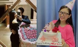 Nhật Lê - tình cũ Quang Hải đón sinh nhật giản dị, chỉ một câu nói khiến dân tình càng thêm hoài nghi việc đã chia tay 'bồ mới'