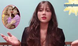 Con gái lớn của diễn viên Hoàng Yến bất ngờ nêu quan điểm về người thứ 3 giữa ồn ào mẹ bị chồng cũ 'đi đường quyền'