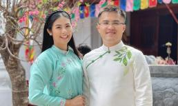 Hoa hậu Ngọc Hân tiết lộ thời gian sẽ cử hành hôn lễ với bạn trai sau 1 lần hoãn cưới