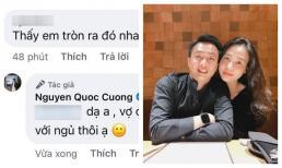 Được bạn bè khen ngợi, Cường Đô La liền nhắc đến 'công của vợ' Đàm Thu Trang