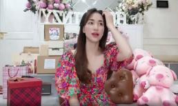 Được Hương Giang tặng túi xách, Hòa Minzy tiết lộ tình hình hiện tại của đàn chị