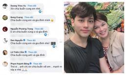 Dàn sao Việt tiếc thương chia buồn khi mẹ Phan Ngọc Luân qua đời giữa mùa dịch