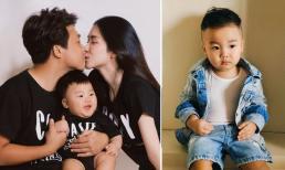 Thấy vợ cắt tóc cho con, chồng Hòa Minzy khẳng định 'bố cắt đẹp hơn', ai ngờ lại bị 'dìm hàng'