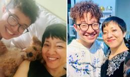 Con trai MC Thảo Vân khuyên mẹ nên nghĩ đến việc lấy chồng hoặc có bạn trai