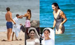 Công nương Mary của Đan Mạch hẹn hò cùng Hoàng tử Frederik bên bãi biển, cùng là 'Lọ Lem ngoại quốc' nhưng có cái kết khác xa Meghan