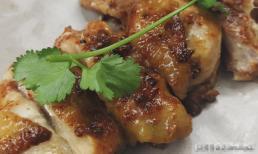 Công thức làm món đùi gà rút xương chiên tiêu đen tại nhà, thơm lừng, cay cay, là món ăn ngon cho bữa tối