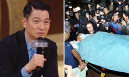 'Thiên vương Hong Kong' Lưu Đức Hoa nói về di chứng kinh hoàng do tai nạn ngã ngựa cách đây 4 năm