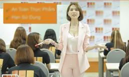 Ngọc Trinh tiếp tục bị mỉa mai vì đăng clip 'giảng dạy' kinh doanh: 'Chị thuê học viên đến học hả?'