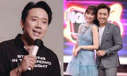 Giữa nghi vấn Hari Won mang thai, phát ngôn của Trấn Thành về chuyện có con trước đó được khơi lại