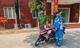 Tin vui đến với nữ công nhân môi trường sau khi bị 4 tên côn đồ chặn đường, cướp xe máy