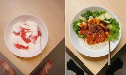 Quang Trung đăng đồ ăn tự nấu vào mùa dịch nhưng fans chỉ chú ý đến đôi chân của nam diễn viên