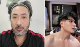 Sao Việt 14/9: Bất ngờ với ngoại hình hiện tại của đạo diễn Dũng Khùng; Tình trẻ Lệ Quyên khoe ảnh cởi trần với caption khiến người xem đỏ mặt