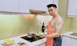 Việt Anh gây 'sốt' mạng xã hội khi cởi trần khoe cơ bắp cuồn cuộn nhưng ai nấy chỉ chú ý đến điểm này