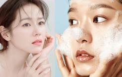 Cảnh báo 7 cách rửa mặt sai lầm! Rửa nước nóng và lạnh luân phiên khiến da nhạy cảm hơn, càng rửa nhiều thì da mặt càng khô!