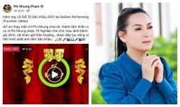 Fanpage Phi Nhung có động thái đầu tiên sau 22 ngày chính chủ nằm viện điều trị Covid-19