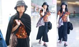 Được mệnh danh là 'Quốc bảo diễn xuất' của Trung Quốc vậy mà Châu Tấn ăn mặc quê mùa đến lạ