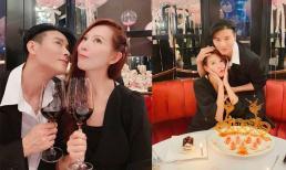 Sao 'Hậu cung Chân Hoàn truyện' Thái Thiếu Phân hạnh phúc bên ông xã kém tuổi trong ngày sinh nhật