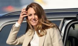 Công nương Kate lần đầu lộ diện sau nghi vấn mang bầu lần 4 và 'mất tích' hơn 2 tháng