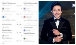 Dù đã minh bạch gần 1000 trang sao kê, Trấn Thành vẫn bị anti-fan tấn công thô bạo nhãn hàng do anh làm đại diện
