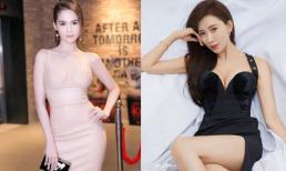 Ngọc Trinh được báo Trung khen đẹp gấp 10 lần 'Nữ thần gợi cảm' Lâm Chí Linh
