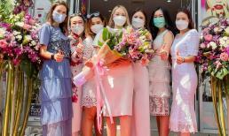 Hoa hậu Xuân Nguyễn mở tiệc kỷ niệm 1 năm khai trương Sunny Nail Spa tại Thái Lan