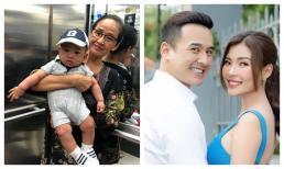 Thúy Diễm hiếm hoi đăng ảnh mẹ của Lương Thế Thành và tiết lộ luôn về mối quan hệ mẹ chồng - nàng dâu