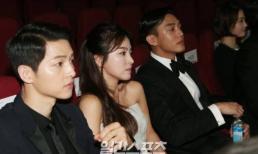 Song Hye Kyo gây chú ý khi có hành động ngọt ngào với người đàn ông đã vì cô mà từ bỏ tình bạn với Song Joong Ki