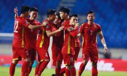 Đội tuyển Việt Nam đối đầu Trung Quốc lúc nửa đêm trên sân trung lập
