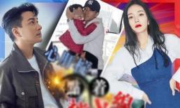 Bố Lưu Khải Uy tiết lộ tình hình gần đây của cháu nội Tiểu Nhu Mễ, Dương Mịch có nhớ con gái 7 tuổi vào ngày Trung thu?