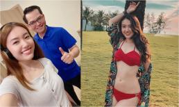Nhan sắc nóng bỏng của diễn viên Kiều My - con gái NSND Trung Hiếu trong 'Ngày mai bình yên'