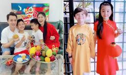 Loạt nhóc tỳ nhà sao Việt hào hứng đón Tết Trung thu cùng bố mẹ