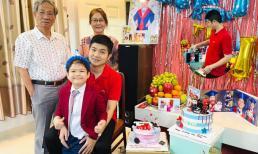 Chồng cũ Nhật Kim Anh tổ chức sinh nhật hoành tráng cho con trai giữa mùa dịch, chi tiết đặc biệt có cả nữ diễn viên
