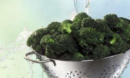 Thêm thứ này vào khi rửa súp lơ xanh, súp lơ sẽ đảm bảo vệ sinh, ăn ngon hơn